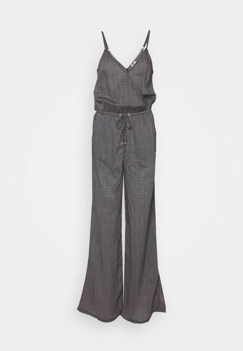O'Neill - JUMPSUIT MIX AND MATCH - Jumpsuit - black/yellow