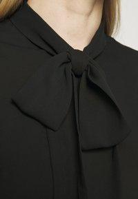 Marks & Spencer London - BLOUSE - Button-down blouse - black - 5