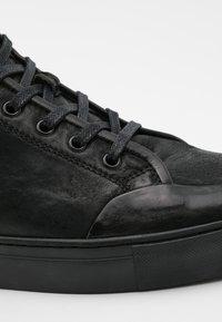Belstaff - High-top trainers - black - 5