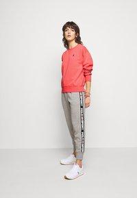 Polo Ralph Lauren - LONG SLEEVE - Sweatshirt - amalfi red - 1
