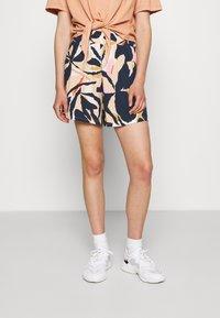 Lindex - JILL - Shorts - dark beige - 0