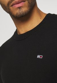 Tommy Jeans - ESSENTIAL  - Pullover - black - 5