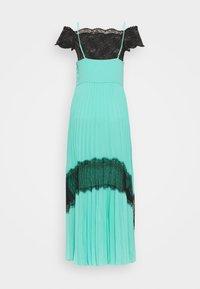 KARL LAGERFELD - 2 in 1 PLEATED DRESS - Maxi dress - aqua marine - 8