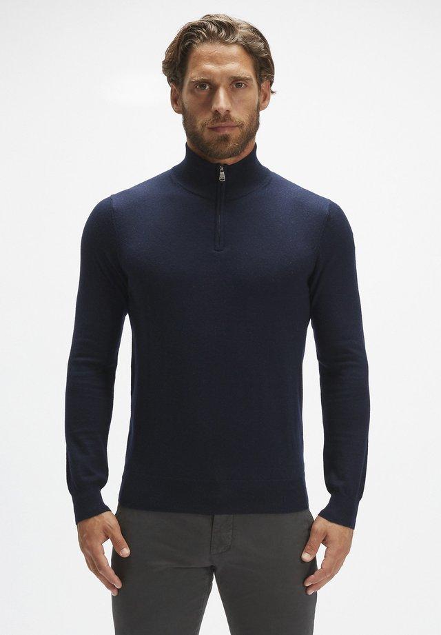 Jumper - navy blue