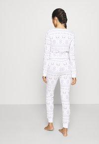 Anna Field - Pyjamas - white - 2