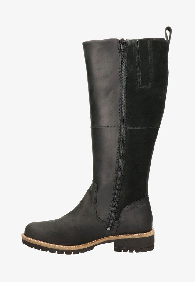 Laarzen - zwart