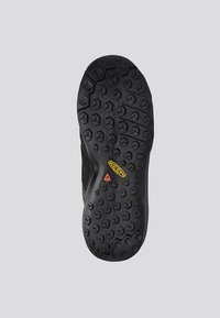 Keen - EXPLORE  - Trainers - black/star white - 5