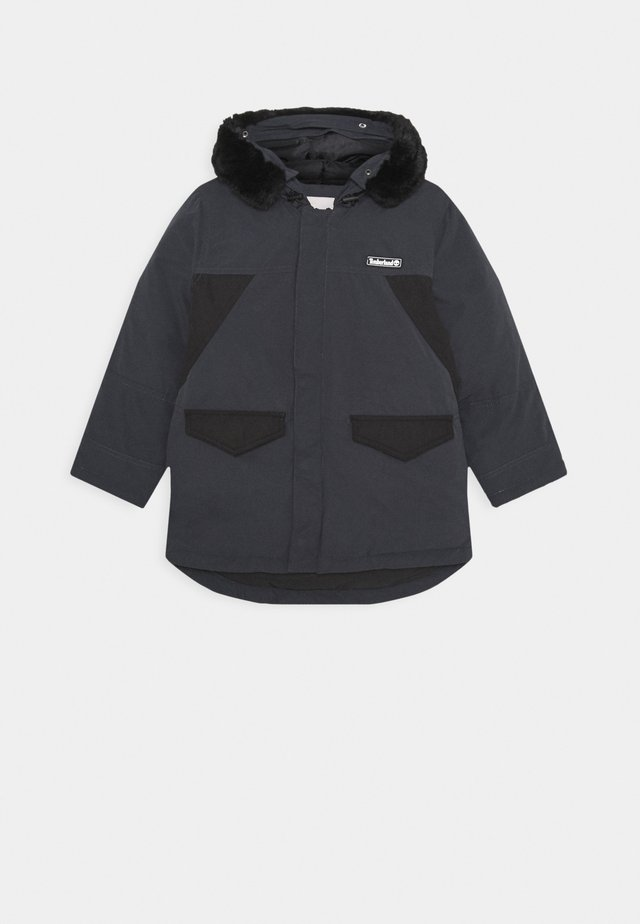 HOODED  - Winterjas - charcoal grey