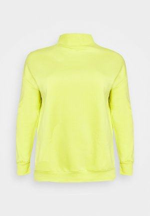 Sweatshirt - lime