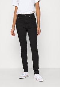 Tommy Jeans - SYLVIA SUPER - Jeans Skinny Fit - denim - 0