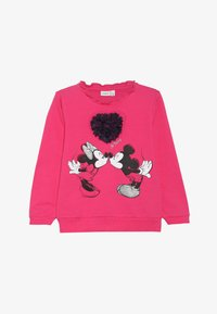 Name it - MICKEY MOUSE NMFMINNIE OLIVIA - Bluza - fuchsia purple - 2