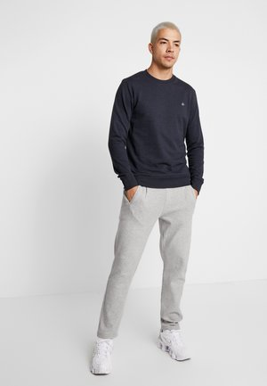 JORBASIC CREW NECK 2 PACK - Sweater - total eclipse