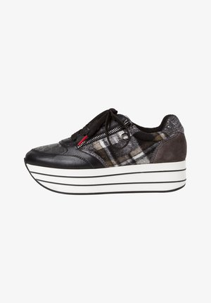 SNEAKER - Trainers - black comb