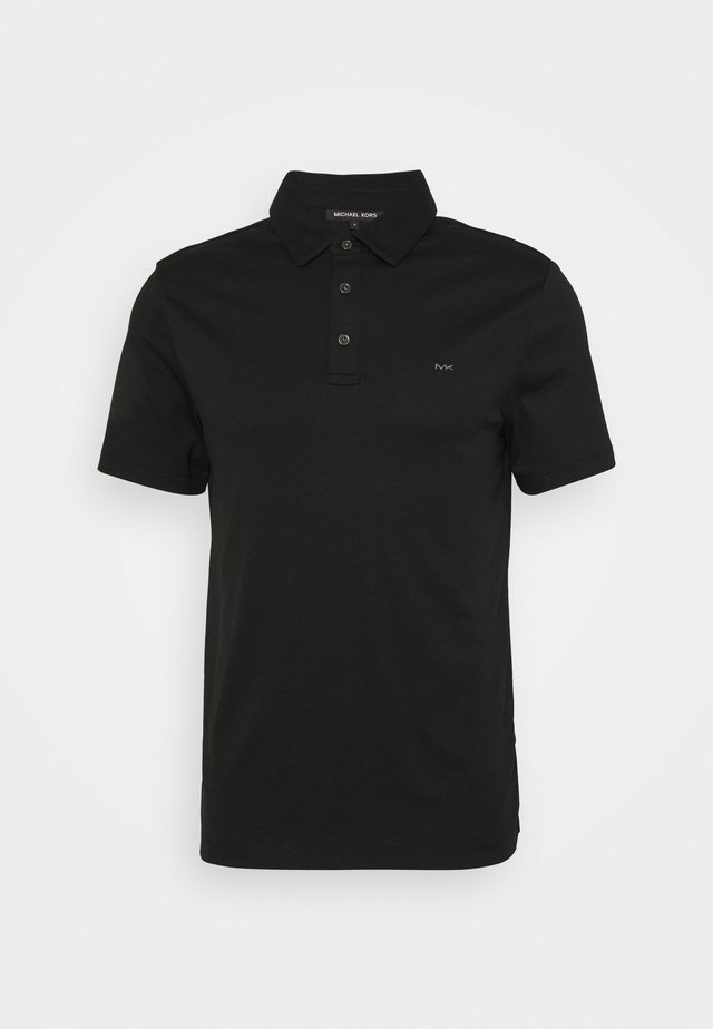 SLEEK - Polo shirt - black