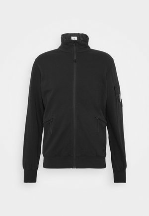 OPEN - Sweatjacke - black