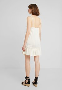 Nly by Nelly - IN YOUR DREAMS DRESS - Jerseyjurk - turtledove - 2