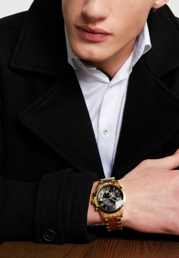 Guess - DRESS - Cronógrafo - gold-coloured/black