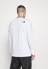 The North Face - STANDARD TEE - Long sleeved top - white - 2