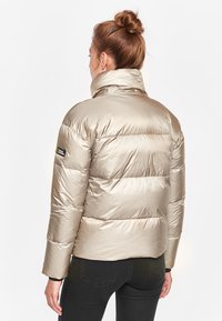 National Geographic - Down jacket - beige - 1