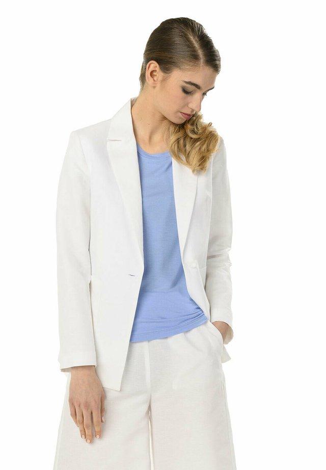 Korte jurk - bianco
