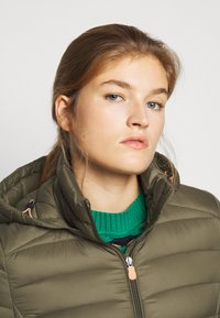 Save the duck - GIGAY - Winter coat - bark green - 5