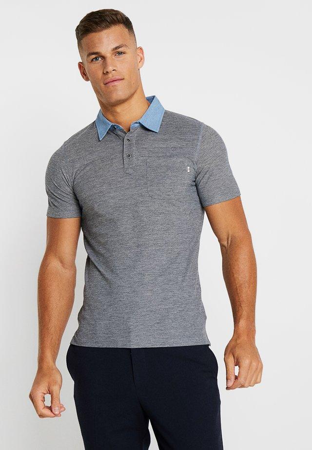 JPRDARREN - Poloshirt - navy blazer