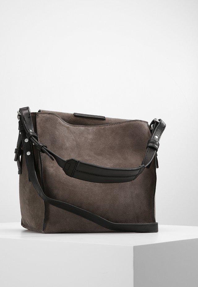 CUBE - Handbag - grey