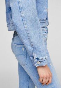 Q/S designed by - Denim jacket - blue - 5