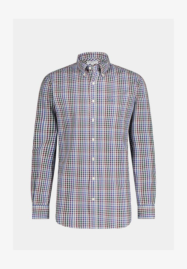 REGULAR FIT MULTI CHECK  - Overhemd - bright navy