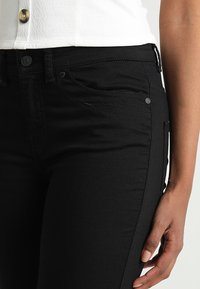 Object - OBJSKINNYSOPHIE - Jeans Skinny Fit - black - 5