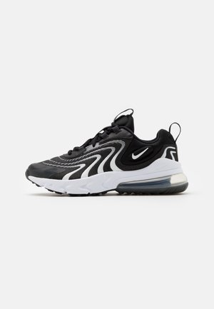 AIR MAX 270 REACT UNISEX - Trainers - black/white/dark smoke grey/wolf grey