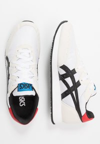 ASICS SportStyle - TARTHER - Trainers - white/black - 1