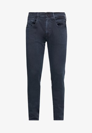 ANBASS HYPERFLEX - Slim fit jeans - blue