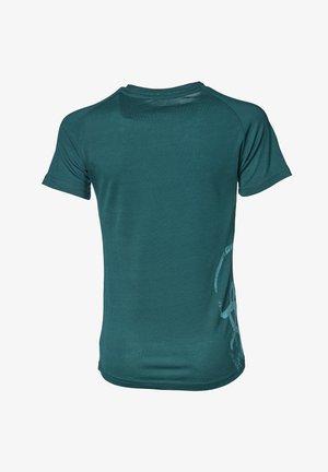 BIG PEAKS - TEENS - T-shirt med print - emerald green