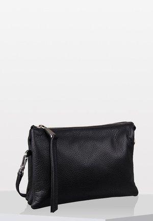CALF ADRIA - Across body bag - black