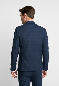 Lindbergh - CHECKED SUIT - Completo - blue