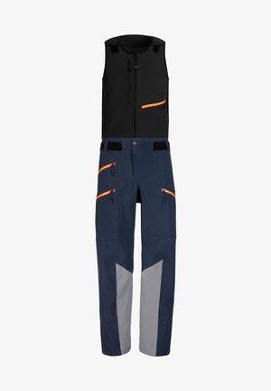 LA LISTE PRO - Spodnie narciarskie - marine