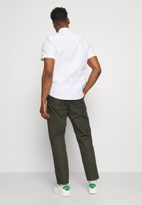 Carhartt WIP - MENSON PANT MOSQUERO - Chinos - cypress rinsed - 2