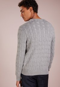 Polo Ralph Lauren - Sweter - fawn grey heather - 2
