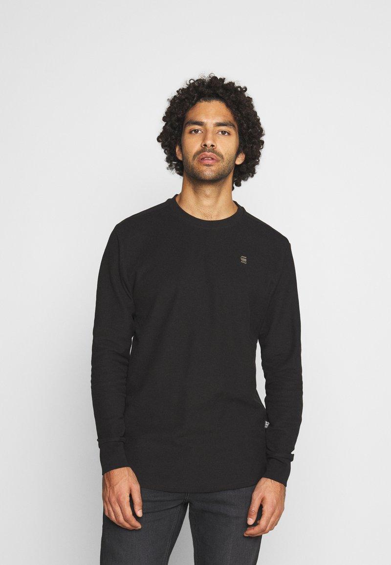G-Star - LASH  - Långärmad tröja - black