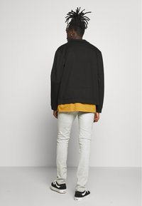 Topman - UTILITY SHACKET - Lehká bunda - black