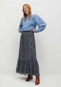 Mango - JILL - Maxi skirt - bruin - 1