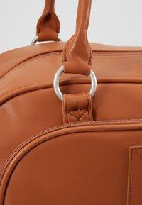 Lässig - TENDER CIPO BAG SET - Baby changing bag - cognac - 8