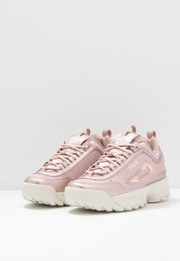 Fila - DISRUPTOR  - Trainers - sepia rose - 4