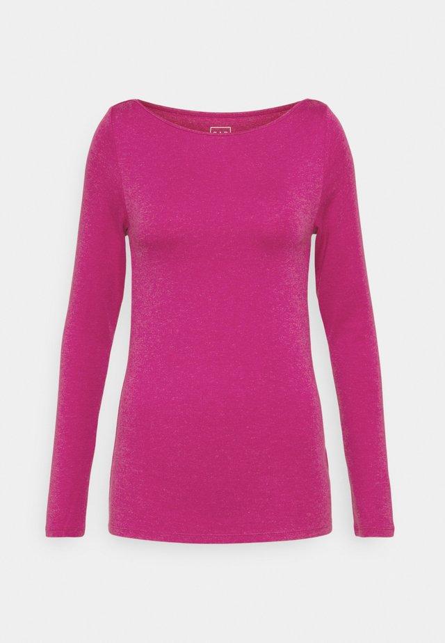 BATEAU - T-shirt à manches longues - winter peony