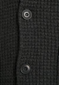 Wool & Co - GIACCA COSTA INGLESE - Cardigan - anthracite - 2