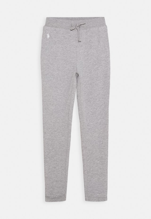 PANT - Træningsbukser - light grey heather