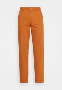 DOCKERS - CASUAL - Chinos - leather brown - 4