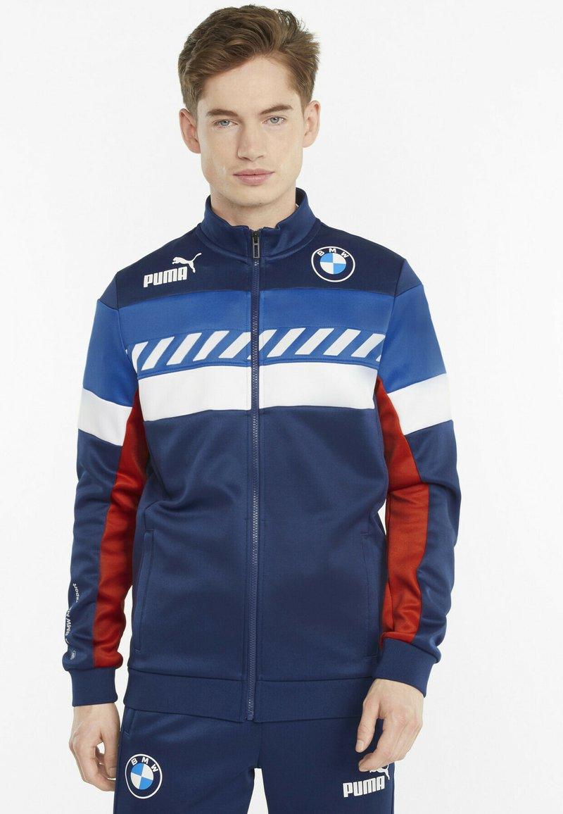 Puma - BMW - Träningsjacka - m colors