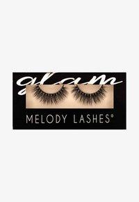 Melody Lashes - GLAM TOO SEXY - False eyelashes - black - 0